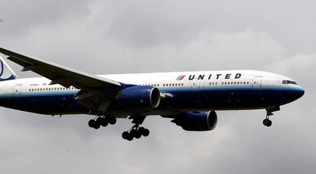 A United Airlines plane bound for London was diverted back to Canada