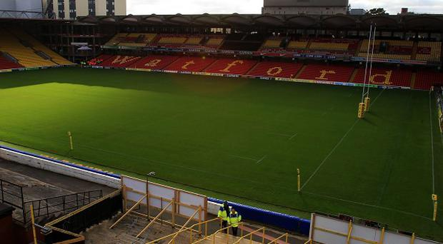 Saracens will play five games at Vicarage Road