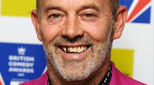 Keith Allen is releasing a song for the Olympics