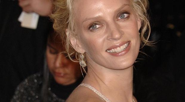 Uma Thurman is mum to a new baby girl