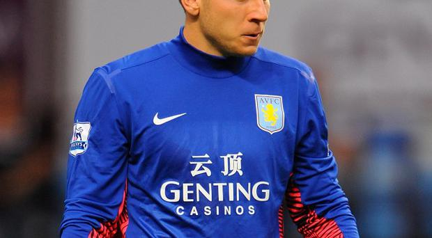 Brad Guzan looked to be on his way out of Villa Park, but he has now signed a new deal to stay