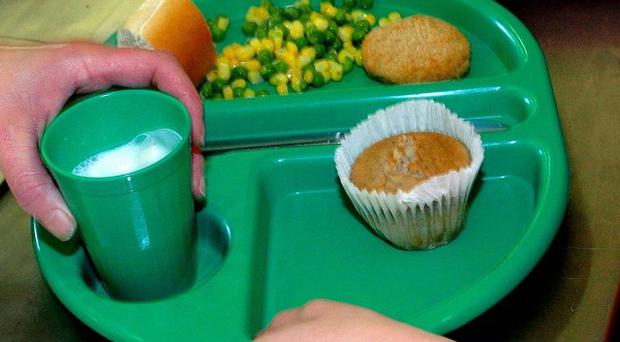The number of children eating school dinners rose by 167,000 in 2011/12, data reveals