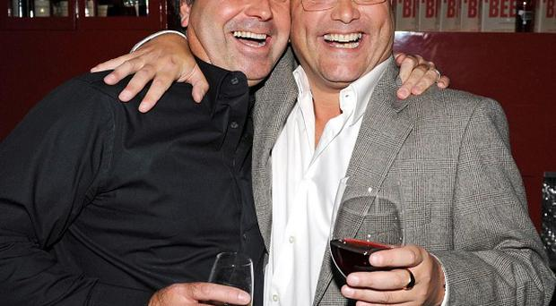 John Torode and Gregg Wallace are returning for a new series of Celebrity MasterChef