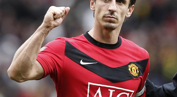 Gary Neville reckons there are reasons to be positive about Manchester United's season ahead