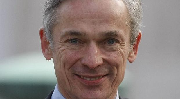 Richard Bruton said export-focused firms like concrete manufacturer Shay Murtagh were central to jobs and growth