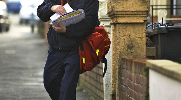 There were 3,100 dog attacks on postal workers in the year to April