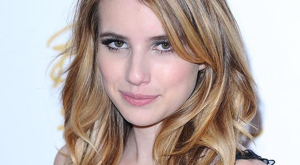 Emma Roberts could be starring in We're The Millers