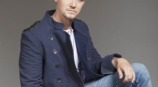 Dirk Johnston, 24, from Scotland, was eliminated from Superstar