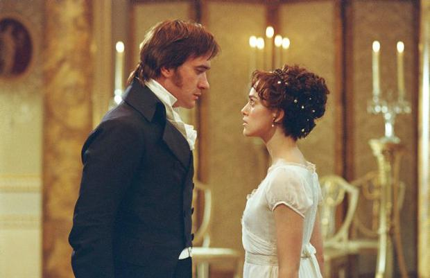 Classic stuff: but would Matthew MacFadyen and Keira Knightley relish a sexier Pride and Prejudice?