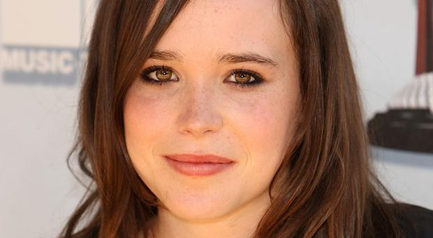 Ellen Page has been working on a video game character