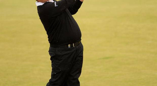 Shane Lowry was the highest-placed Irishman at the Scottish Open
