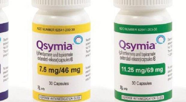 Patients taking Qsymia for a year lost almost seven per cent of their body weight in one study