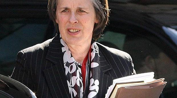 Chief Justice Susan Denham revealed the courts workload had soared by almost a third