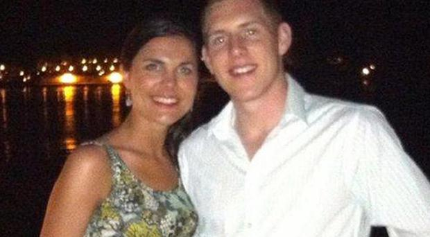 John and Michaela McAreavey were on honeymoon in Mauritius last January when she was killed