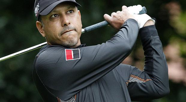 Jeev Milkha Singh won the Scottish Open to book his place at the Open