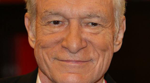 Hugh Hefner is in talks with Peter Morgan about a film based on the Playboy founder's life