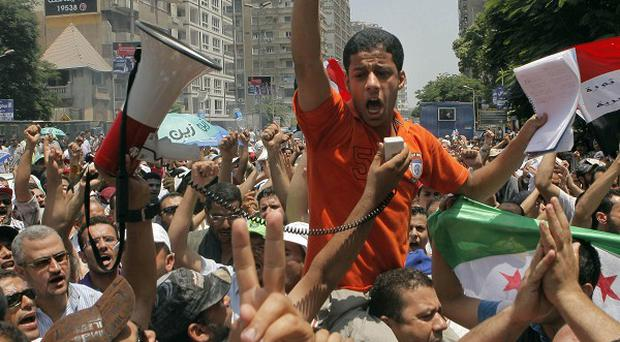 A report said Britain should make reform-related assistance to the Arab Spring region a priority