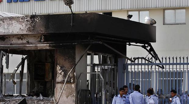 Maruti Suzuki closed one of its factories after riots in which a person died