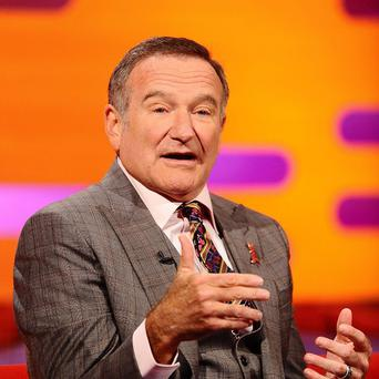Robin Williams is reportedly set to join the list of actors playing former US Presidents