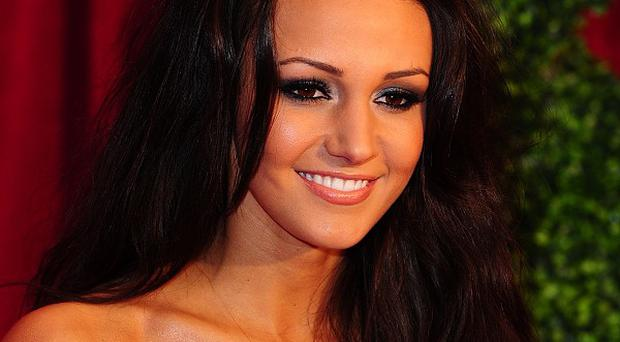 Michelle Keegan started dating Max George at the end of 2010