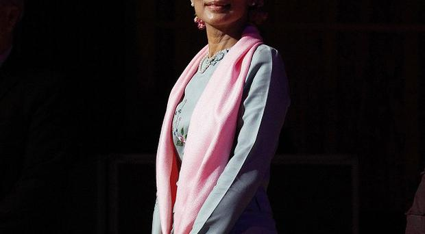 Aung San Suu Kyi is to collect the Congressional Gold Medal on September 19
