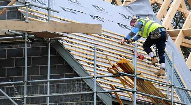 Many surveyors reported declining construction workloads in Northern Ireland, a report found