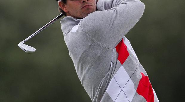 Adam Scott has matched the lowest round ever at Royal Lytham