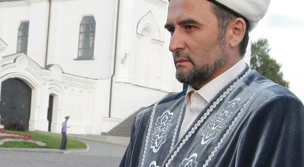 Muslim cleric Ildus Fayzov has been injured in a car bombing in Tatarstan, Russia