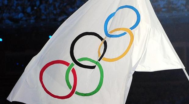 The Olympic flag is to be hoisted above 10 Downing Street
