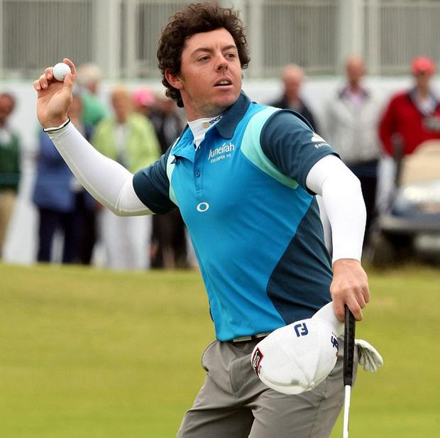 Rory McIlroy believes the Irish Open at Royal Portrush was a 'huge success'