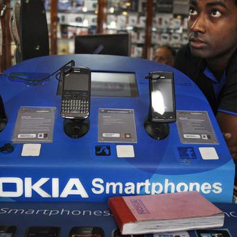 Nokia's losses have soared after a slump in smartphone sales(AP)
