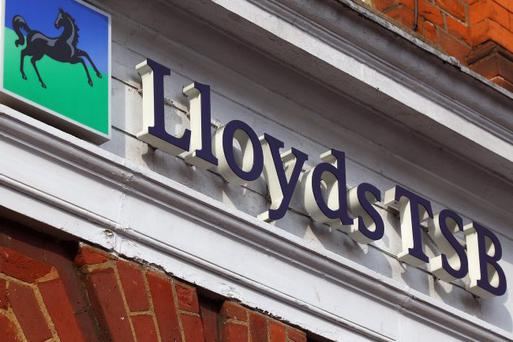 Lloyds famous black horse logo will disappear from hundreds of branches in the UK after the deal