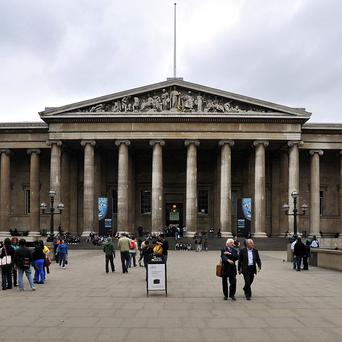 Historical artefacts from Afghanistan have been returned to the country after being stored at the British Museum for safe keeping