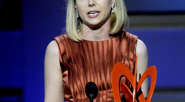 Marissa Mayer became Yahoo's fifth CEO in five years (APHenny Ray Abrams)