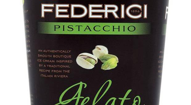 <b>1. Antonio Federici pistacchio</b><br/> <b>£4.39 for 500ml, ocado.com</b> A gelato, the low-fat cousin of ice cream, made to the 1896 Federici Family recipe. It's quite thick, with a tongue-pleasing creaminess and is subtly sweet.