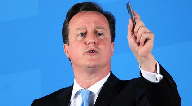 David Cameron sent his 'warmest wishes to Muslims in Britain and across the world' at Ramadan