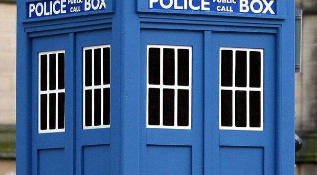 Doctor Who fans can ride in a life-sized Tardis at a new visitor attraction in Cardiff Bay