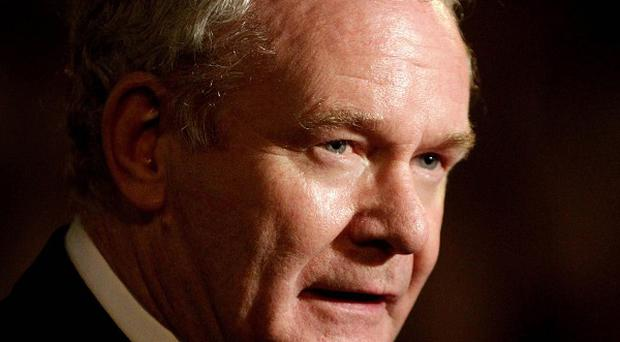 Martin McGuinness said the acquittal of two men over Michaela McAreavey's death was perverse