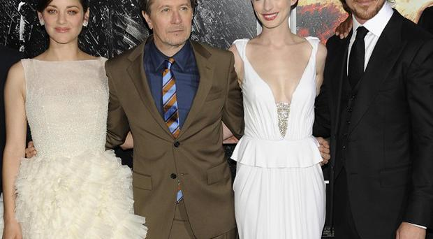 The Dark Knight Rises had been due for a premiere in Paris