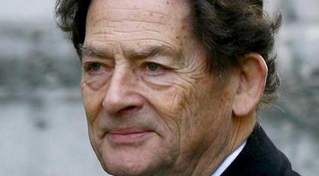 Lord Lawson has urged George Osborne to focus solely on his role as Chancellor