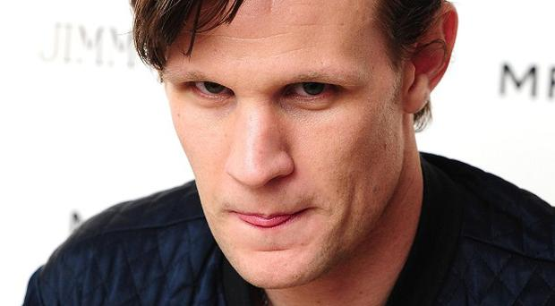 Matt Smith stars in new drama Bert And Dickie