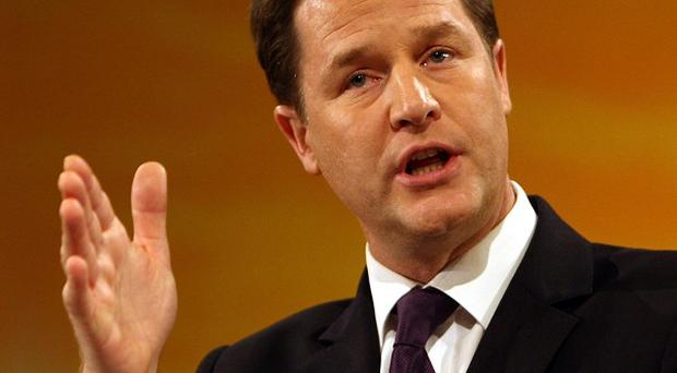 Nick Clegg said he stands ready to work with Ed Miliband if a new coalition needs to be formed after a future election