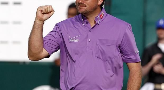 Graeme McDowell chasing a second major championship at Royal Lytham