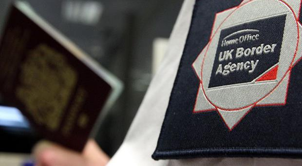 Ministers have discussed sacking UK Border Agency staff threatening to strike ahead of the Olympics, Jeremy Hunt has admitted