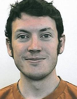 Mass shooting suspect James Holmes is due to make an initial court appearance (AP/University of Colorado)