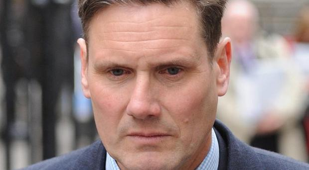 Keir Starmer says the increasing number of convictions for violence against women is due to a 'cultural change' in the way these crimes are dealt with