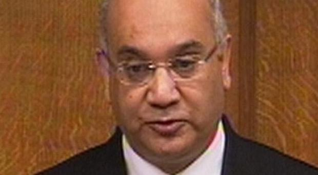 Keith Vaz has said the UK Border Agency's backlog of cases is unacceptable