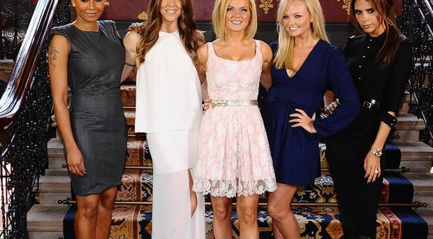 The Spice Girls recently reunited for the Viva Forever launch