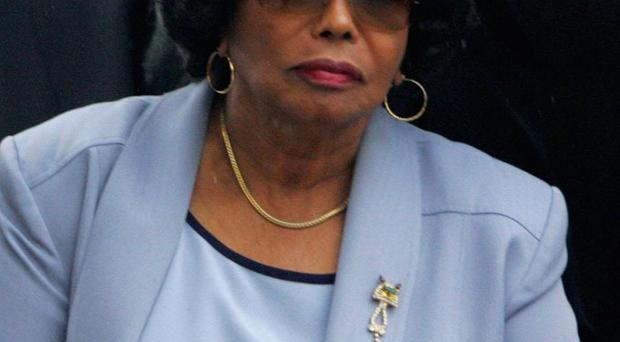 Katherine Jackson was reported missing by a relative on Saturday night (AP/Marcio Jose Sanchez)