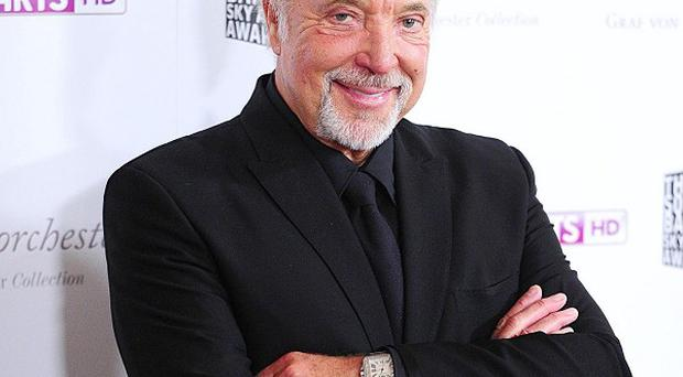 Sir Tom Jones said he'd like to do another series of The Voice